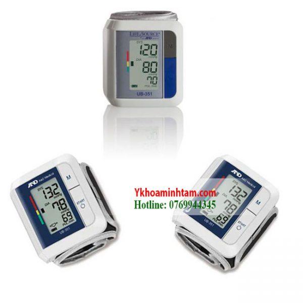 Máy đo huyết áp AND UB-351 chính hãng